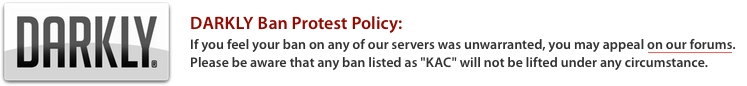 DARKLY Bans Policy